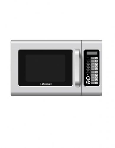 Blizzard Commercial Microwave BCM1000